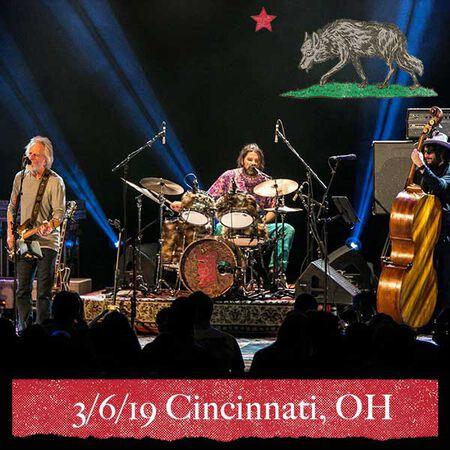 03/06/19 Taft Theater, Cincinnati, OH