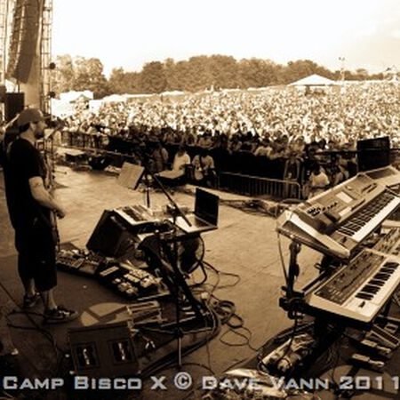 07/09/11 Camp Bisco X, Mariaville, NY
