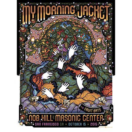 10/15/15 Masonic Auditorium, San Francisco, CA