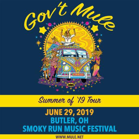 06/29/19 Smoky Run Music Festival, Butler, OH