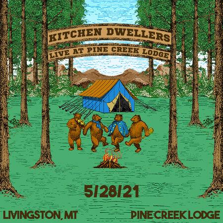05/28/21 Pine Creek Lodge, Livingston, MT