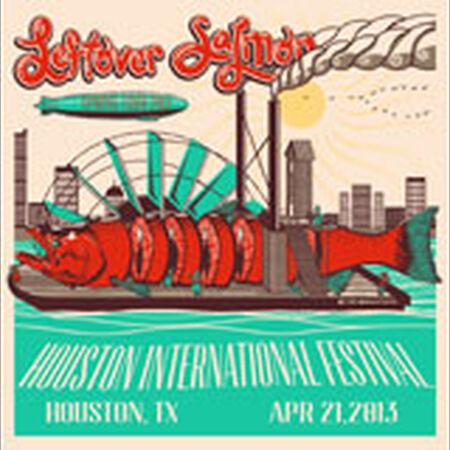 04/21/13 Houston International Festival, Houston, TX
