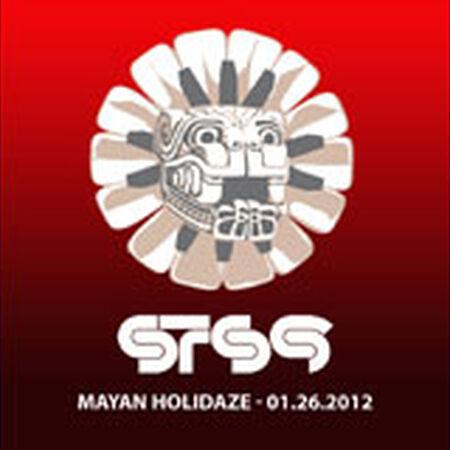 01/26/12 Mayan Holidaze, Puerto Morelos, MX
