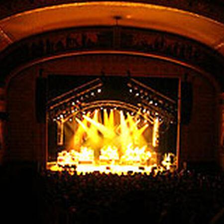 04/11/08 Auditorium Theatre, Chicago, IL