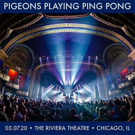 03/07/20 The Riviera Theatre, Chicago, IL