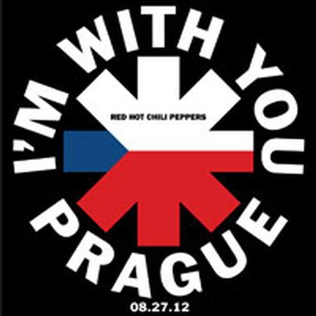 08/27/12 Synot Tip Arena, Prague, CZ