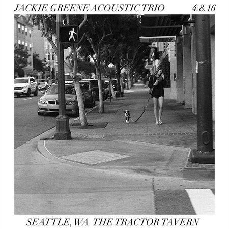04/08/16 Tracctor Tavern, Seattle, WA