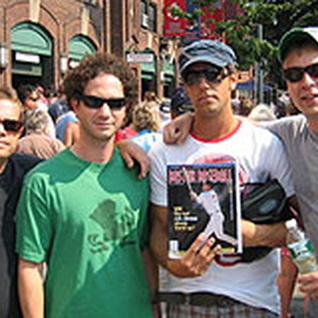 07/26/08 Bank Of America Pavilion, Boston, MA