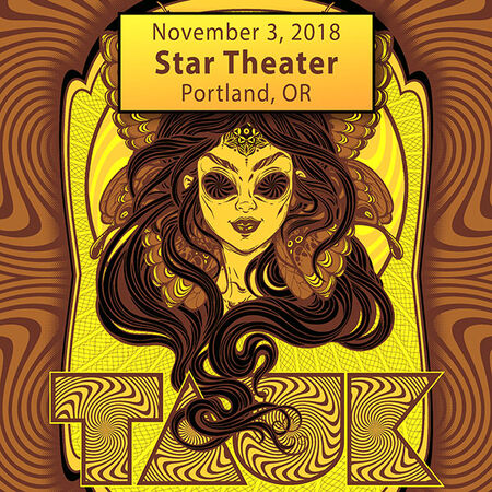 11/03/18 Star Theater, Portland, OR