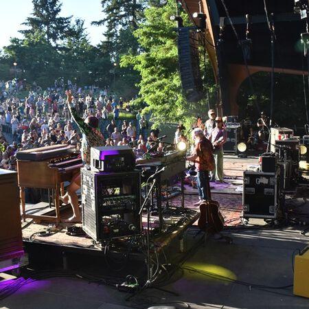 07/08/18 Cuthbert Amphitheatre, Eugene, OR