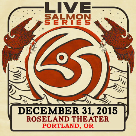 12/31/15 Roseland Theater, Portland, OR