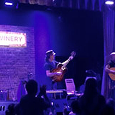 07/04/15 City Winery, (Early) Chicago, IL