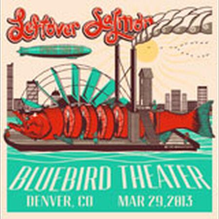 03/29/13 Bluebird Theater, Denver, CO