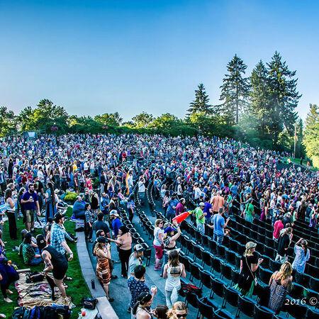 07/23/16 Cuthbert Amphitheater, Eugene, OR