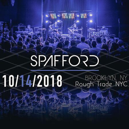 10/14/18 Rough Trade, Brooklyn, NY