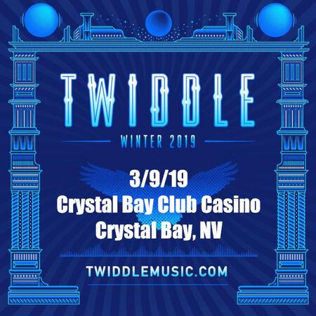 03/09/19 Crystal Bay Club Casino, Crystal Bay, NV