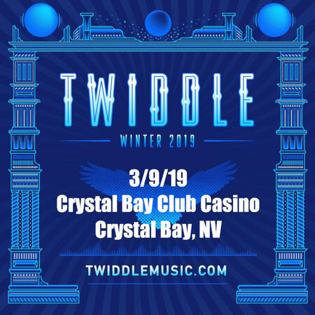 03/09/19 Crystal Bay Club Casino, Crystal Bay, NV