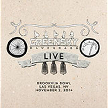 11/02/14 Brooklyn Bowl, Las Vegas, NV