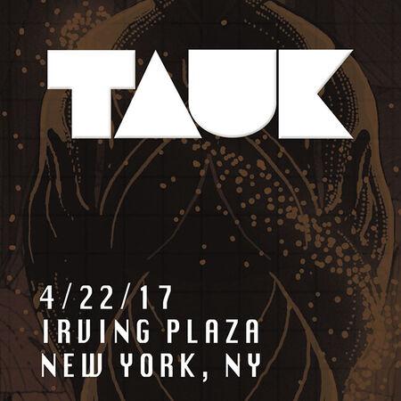 04/22/17 Irving Plaza, New York, NY