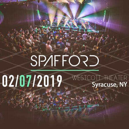 02/07/19 Westcott Theatre, Syracuse, NY