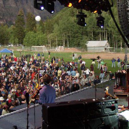 08/22/04 Telluride Town Park, Telluride, CO