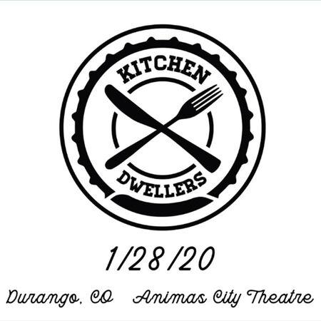 01/28/20 Animas City Theatre, Durango, CO