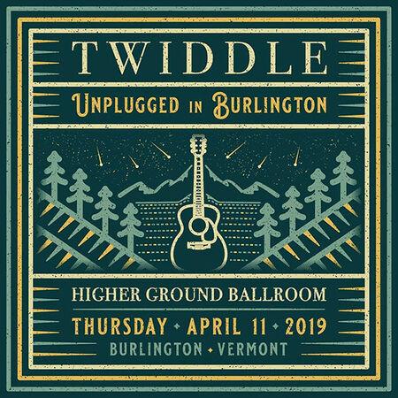 04/11/19 Higher Ground, Burlington, VT