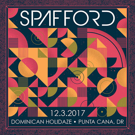 12/03/17 Dominican Holidaze, Punta Cana, DR