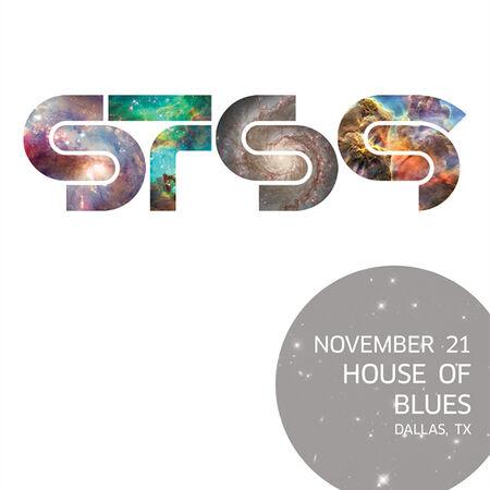 11/21/15 House of Blues, Dallas, TX