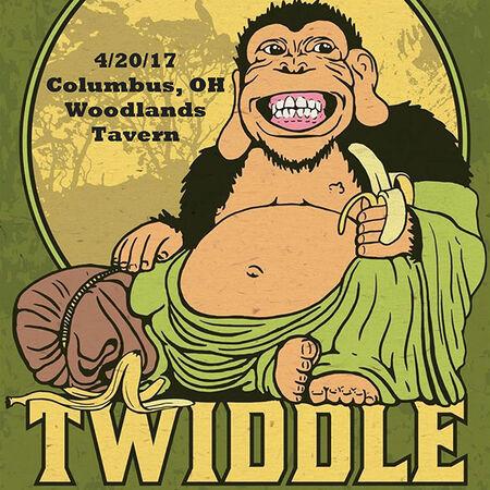 04/20/17 The Woodlands Tavern, Columbus, OH