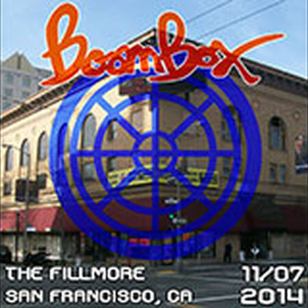 11/07/14 The Fillmore, San Francisco, CA