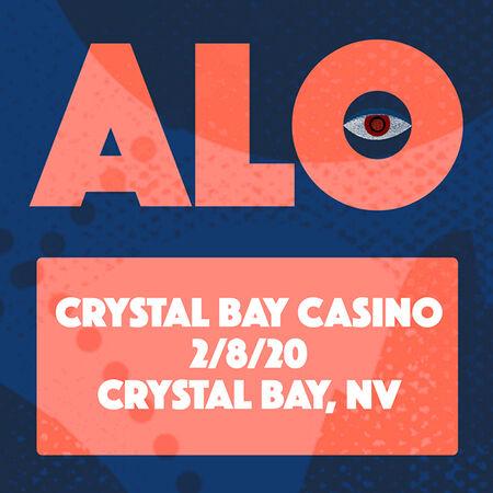 02/08/20 Crystal Bay Casino, Tahoe, NV