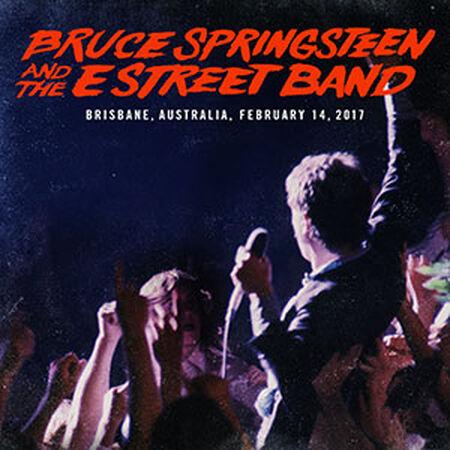 02/14/17 Brisbane Entertainment Centre, Brisbane, AU