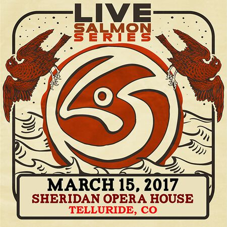 03/15/17 Sheridan Opera House, Telluride, CO