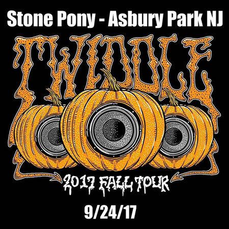 09/24/17 The Stone Poney, Asbury Park, NJ