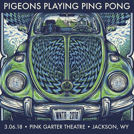 03/06/18 Pink Garter Theatre, Jackson, WY