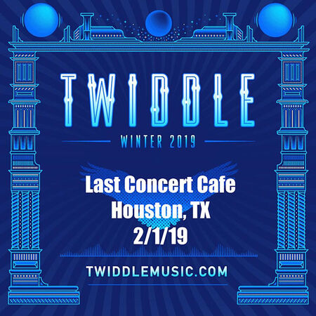 02/01/19 Last Concert Cafe, Houston, TX