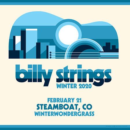 02/21/20 WinterWonderGrass Festival, Streamboat, CO