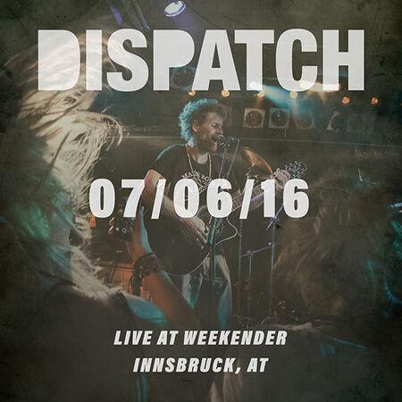 07/06/16 Weekender, Innsbruck, AT