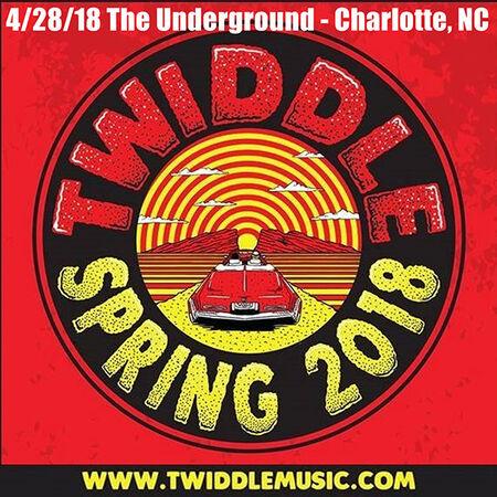 04/28/18 The Underground, Charlotte, NC