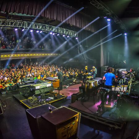 02/14/16 The National, Richmond, VA