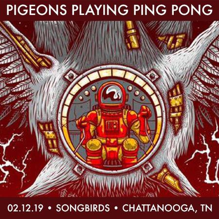 02/12/19 Songbirds, Chattanooga, TN