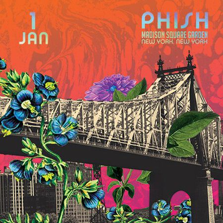 01/01/16 Madison Square Garden, New York, NY