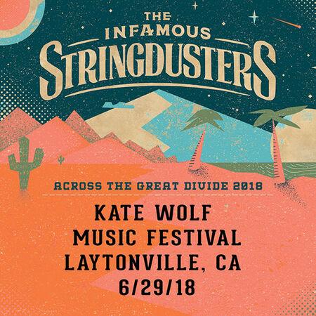 06/29/18 Kate Wolf Music Festival, Laytonville, CA