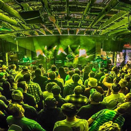 02/01/18 The Crowbar, Tampa, FL