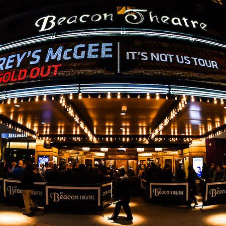 01/20/18 The Beacon Theatre, New York, NY