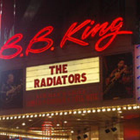 03/25/06 BB King's Blues Club, New York, NY