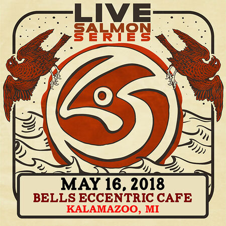 05/16/18 Bell's Eccentric Café, Kalamazoo, MI