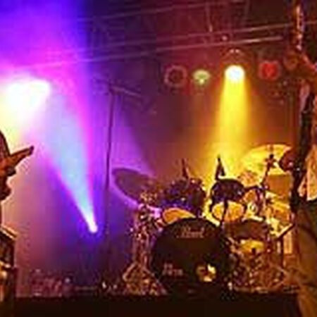 10/17/05 Lincoln Theatre, Raleigh, NC