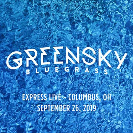 09/26/19 Express Live, Columbus, OH